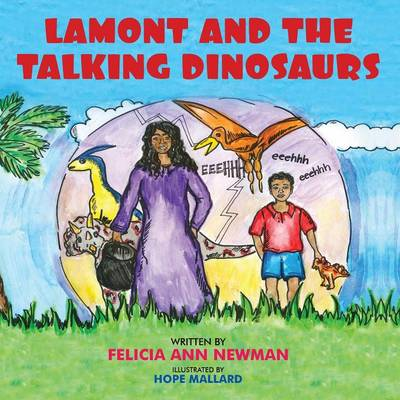 Lamont and the Talking Dinosaurs (Paperback)