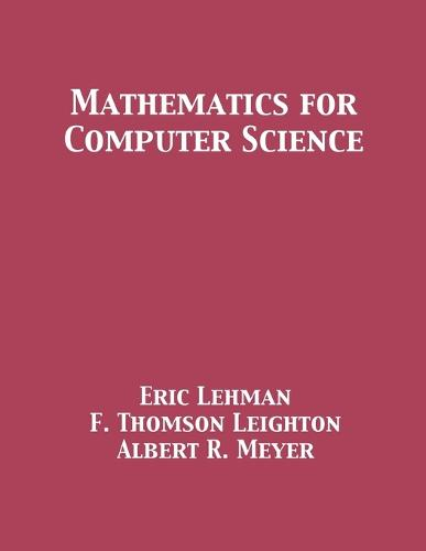 Mathematics for Computer Science (Paperback)