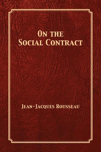 On the Social Contract (Paperback)