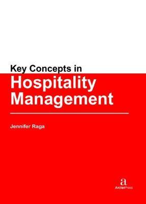 Key Concepts in Hospitality Management (Hardback)
