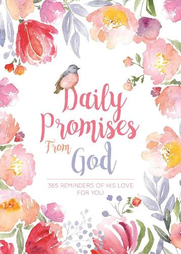 Daily Promises from God (Hardback)