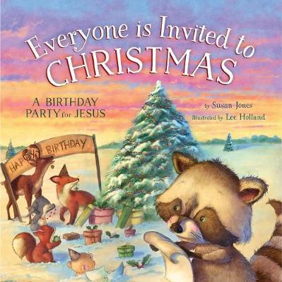 Everyone Is Invited to Christmas (Hardback)