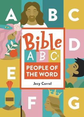 Bible ABCs: People of the Word (Board book)