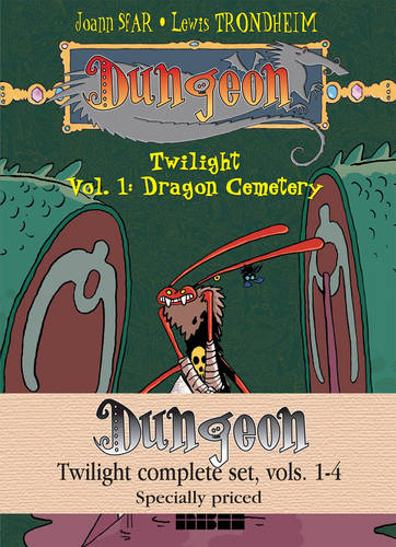 Dungeon: Twilight Complete Set Vols. 1-4 (Paperback)