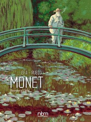 Monet: Nomad Of Light (Hardback)