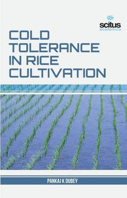 Cold Tolerance in Rice Cultivation (Hardback)