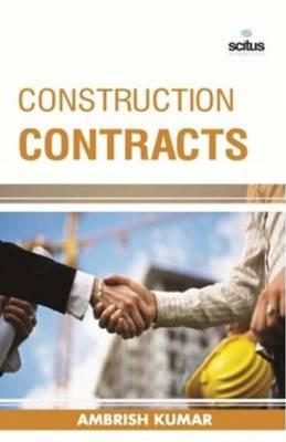 Construction Contracts (Hardback)