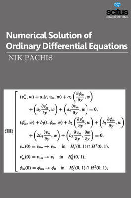 Numerical Solution of Ordinary Differential Equations (Paperback)