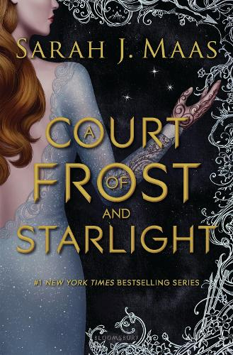 A Court of Frost and Starlight - A Court of Thorns and Roses (Hardback)