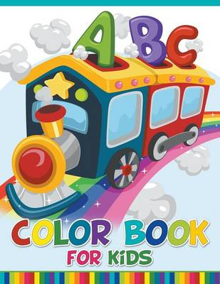 ABC Color Book for Kids (Paperback)