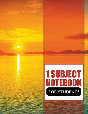 1 Subject Notebook for Students (Paperback)