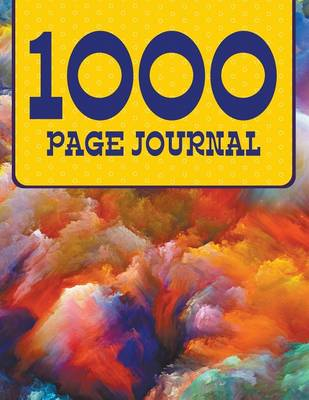 1000 Page Journal (Paperback)