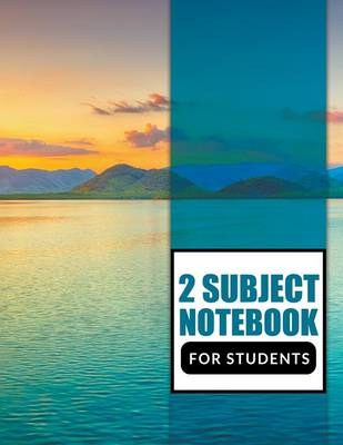 2 Subject Notebook for Students (Paperback)