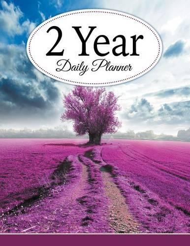 2 Year Daily Planner (Paperback)