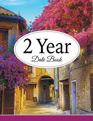 2 Year Date Book (Paperback)