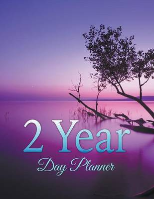 2 Year Day Planner (Paperback)