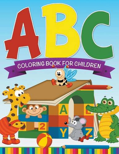 ABC Coloring Book for Children (Paperback)