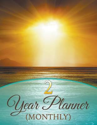 2 Year Planner (Monthly) (Paperback)