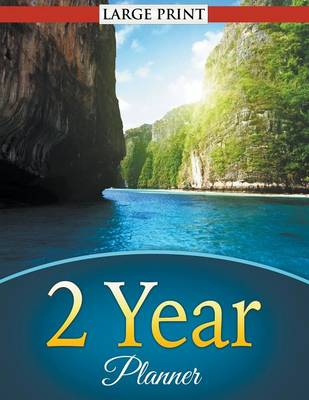 2 Year Planner (Paperback)