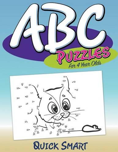ABC Puzzles for 4 Year Olds: Quick Smart (Paperback)