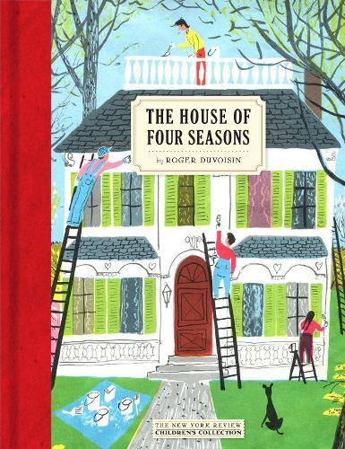 The House Of Four Seasons (Hardback)