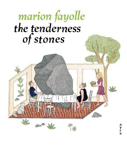 The Tenderness of Stones (Hardback)