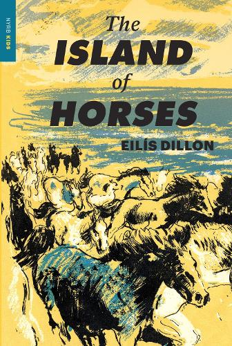 The Island Of Horses (Paperback)