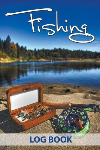 Fishing Log Book (Paperback)