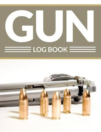 Gun Log Book (Paperback)