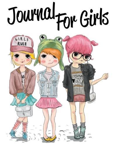 Journal For Girls (Paperback)