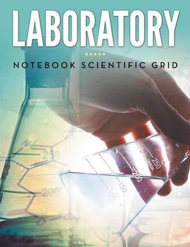 Laboratory Notebook Scientific Grid (Paperback)