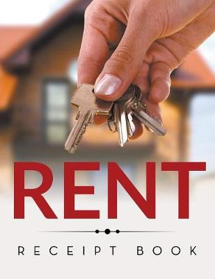 Rent Recipt Book (Paperback)