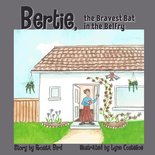 Bertie, the Bravest Bat in the Belfry - Animal Alphabet 2 (Paperback)