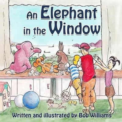 An Elephant in the Window - Elephant in the Window 1 (Paperback)
