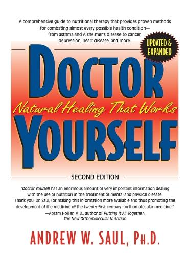 Doctor Yourself: Natural Healing That Works (Hardback)