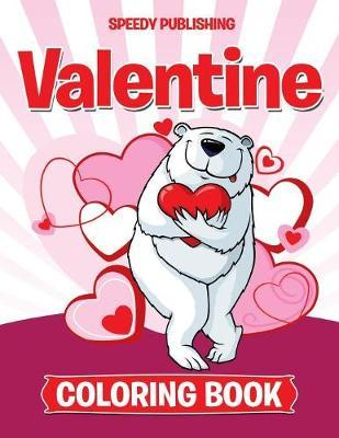 Valentine Coloring Book (Paperback)
