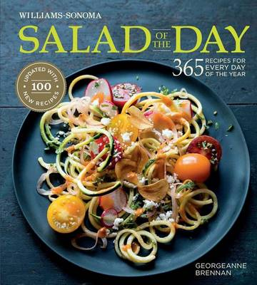 Salad of the Day: 365 Recipes for Every Day of the Year (Hardback)