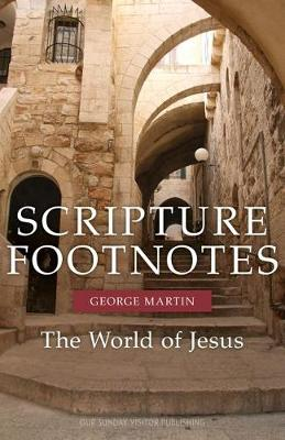 Scripture Footnotes: People, Places, and Things from the Time of Jesus (Paperback)