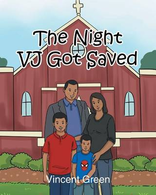 The Night Vj Got Saved (Paperback)