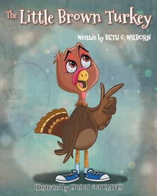 The Little Brown Turkey (Paperback)