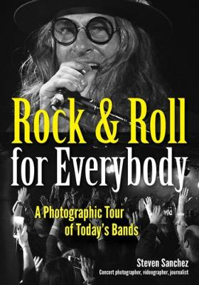 Guitar Picks & Drumsticks: A Rock & Roll Photographic Tour (Paperback)
