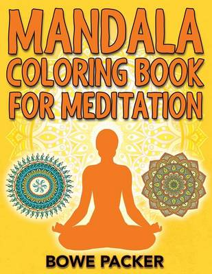 Mandala Coloring Book for Meditation (Paperback)