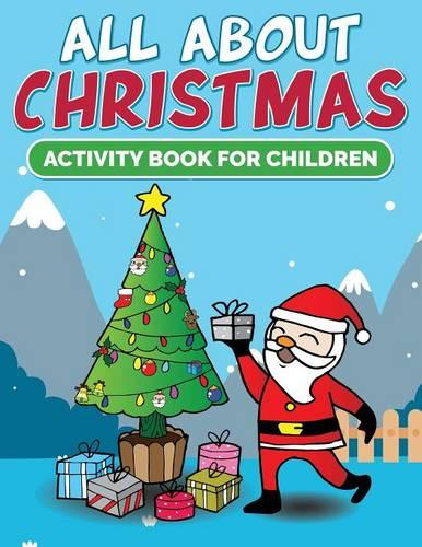 All about Christmas Activity Book for Children (Paperback)