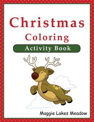 Christmas Coloring Activity Book (Paperback)