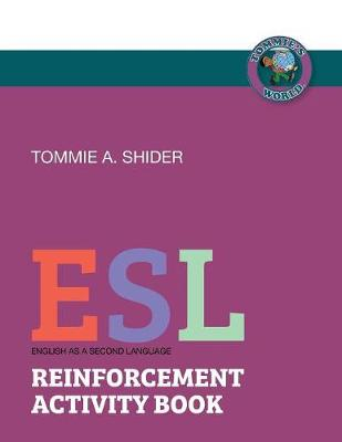 ESL - Reinforcement Activity Book (Paperback)