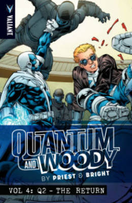 Quantum and Woody by Priest & Bright Volume 4: Q2 - The Return (Paperback)