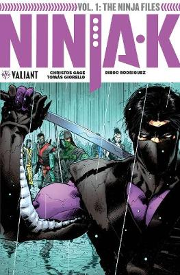 Ninja-K Volume 1: The Ninja Files (Paperback)