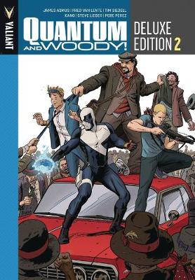 Quantum and Woody Deluxe Edition Book 2 (Hardback)