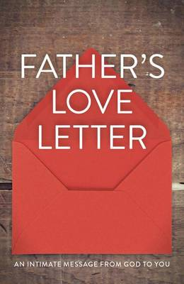 Father's Love Letter (Ats) (Pack of 25) (Paperback)
