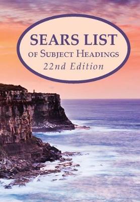 Sears List of Subject Headings (Hardback)